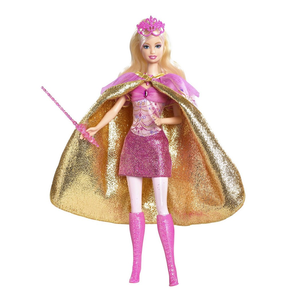 Barbie Has a New Body Cover Story