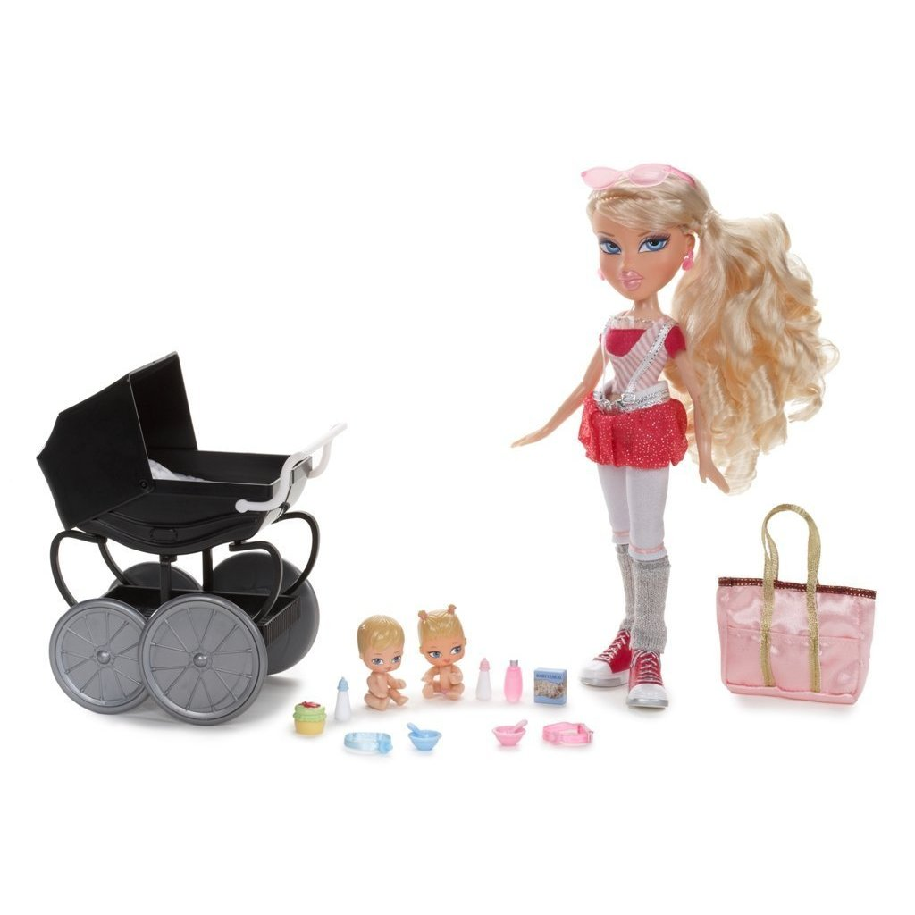 Bratz Dress Up Dolls