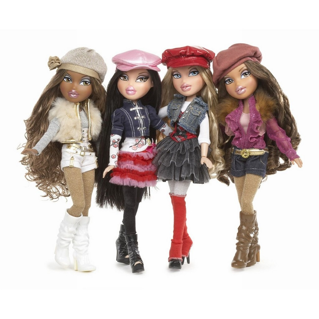 Bratz Fashion Pixiez Dolls