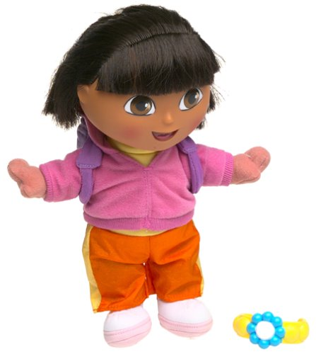 dora the explorer, squinkies, nick jr, polly pocket